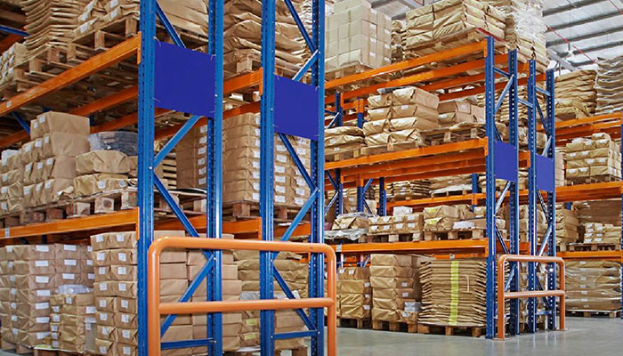 Warehouse Storage - Kompress India